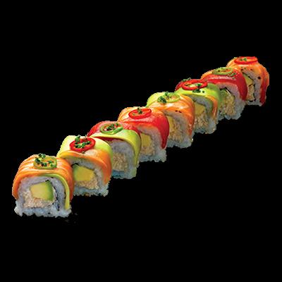 Rainbow Roll