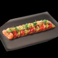Tataki Salmon