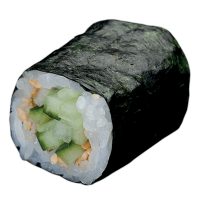 Maki sesame cucumber