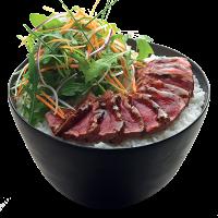 Beef Tenderloin Beef Donburi