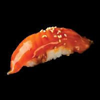 Sushi Salmon Teriyaki