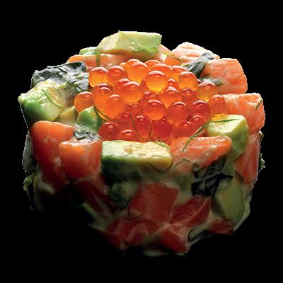 salmon-tartare