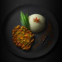 Fried Chicken Katsu