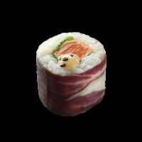 Salmon Tataki Spring