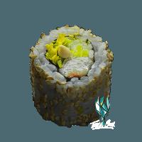 Seabream Ponzu Rolls